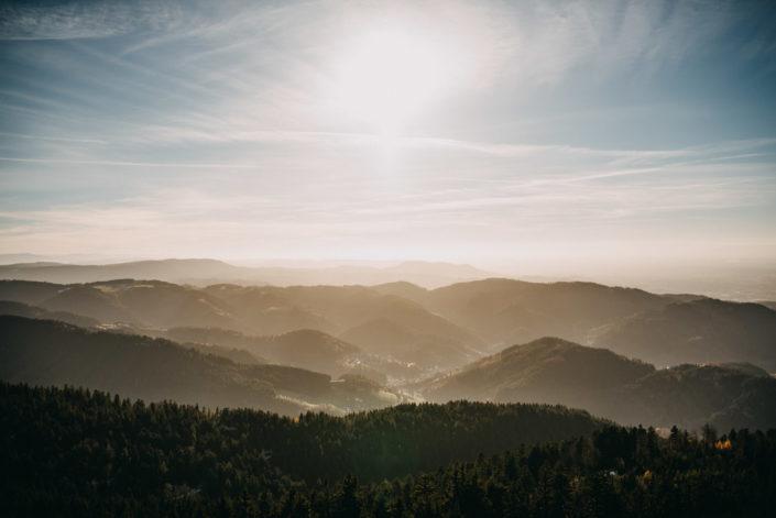Hornisgrinde-Mummelsee-Schwarzwald