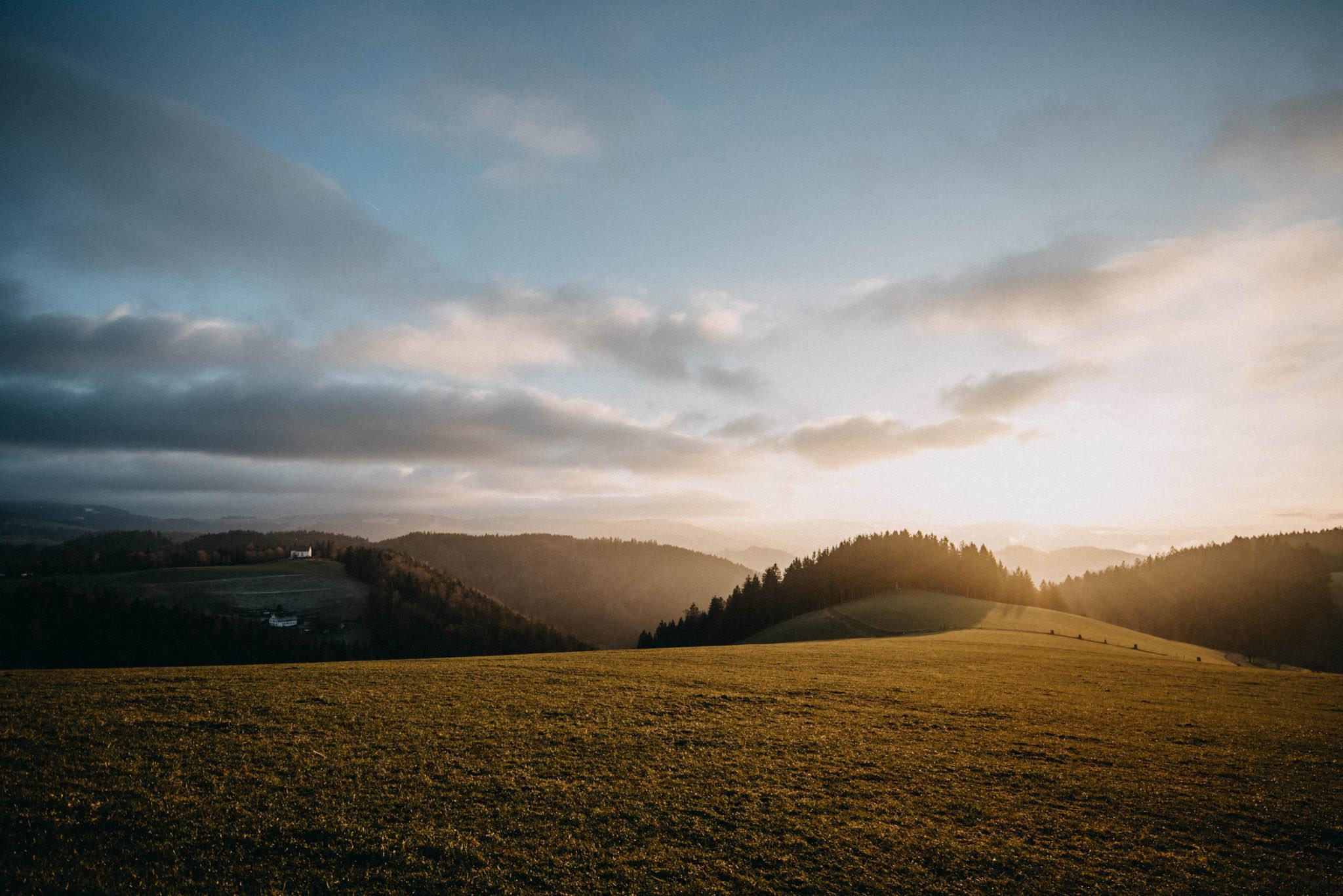 Schwarzwald Schluchsee Titisee Furtwangen