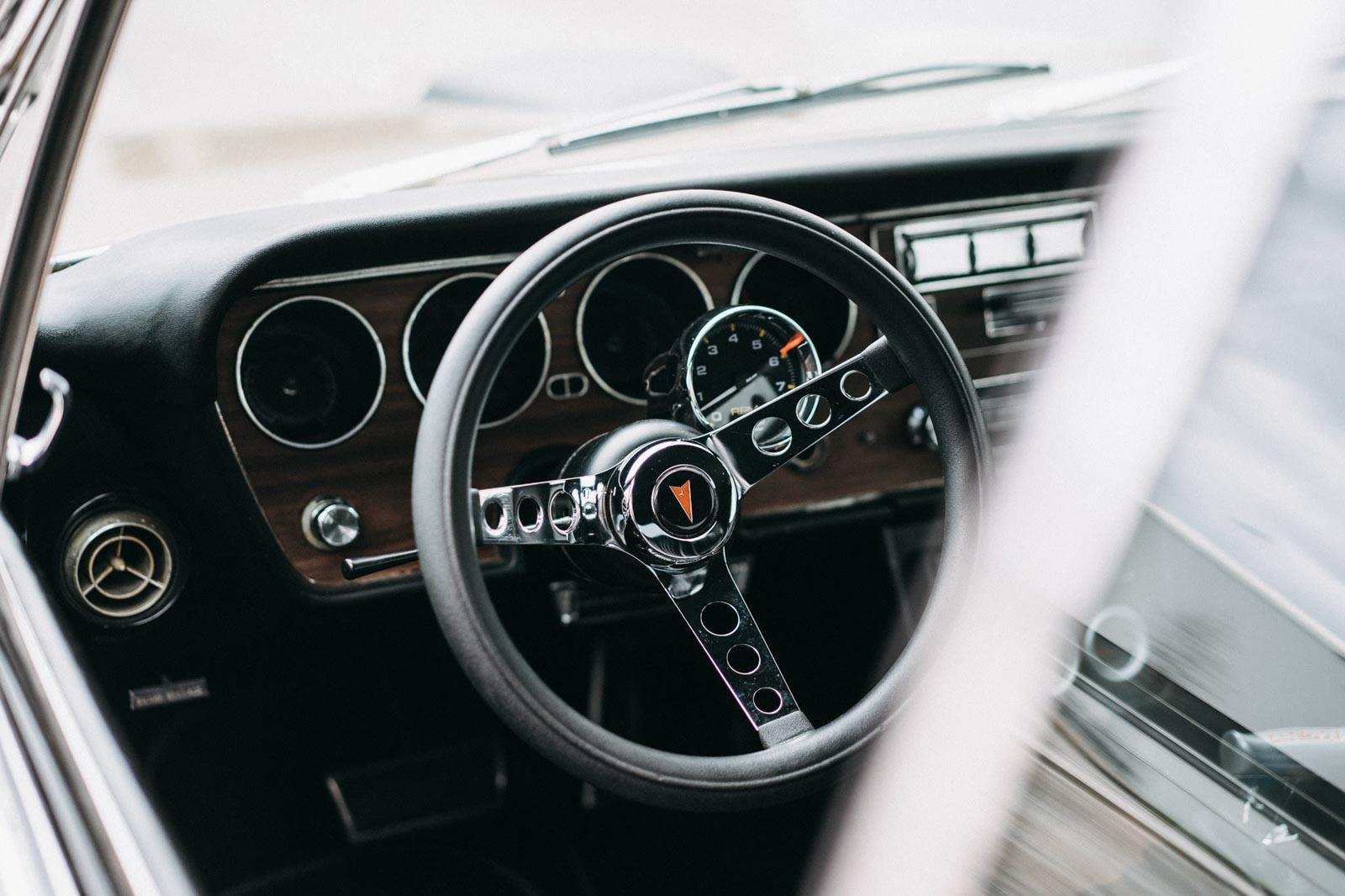 Pontiac GTO fotografiert von Marvin Stellmach