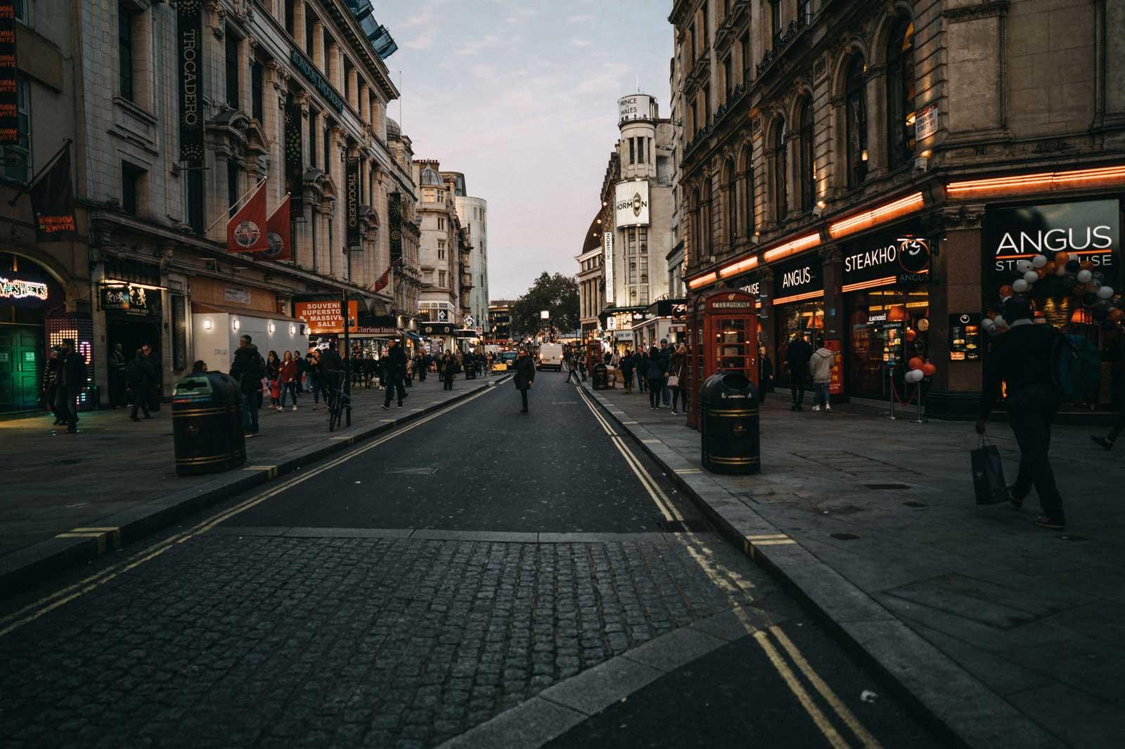 London Straße